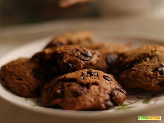 Biscotti al cioccolato: Ricetta veloce e gustosa