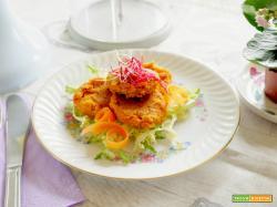 Vegan Glutenfree polpette di Carote e Curry