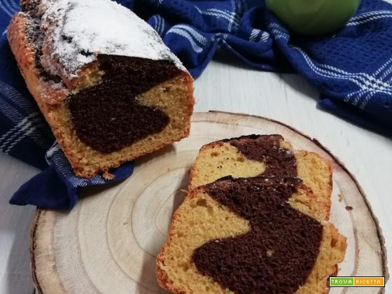 Plumcake allo zucchero di canna e farina di riso
