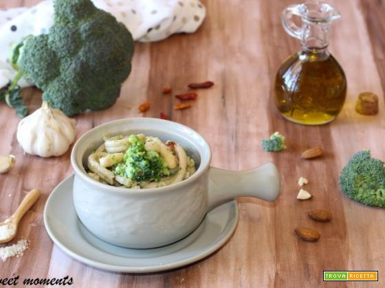 Schianatelle ai broccoli e fagioli