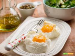 Nuvole di uova: una ricetta semplice e sconvolgente!