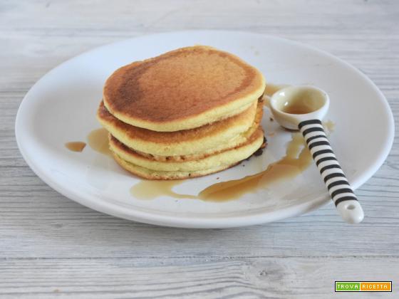 pancakes montati