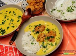 Punjabi Kadhi Pakora a modo mio (senza glutine)