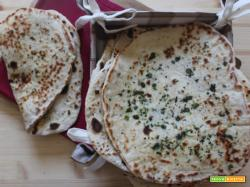 Pane naan: ricetta del pane indiano