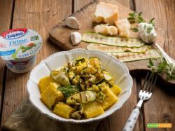 Calamarata di zucchine, un primo piatto nutriente e completo!