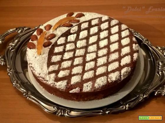 Caprese Bianca alle Mandorle, Cioccolato bianco e Limone di Sal De Riso