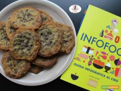 MANGIA CIO` CHE LEGGI 134: cookies tratti da INFOFOOD, guida infografica al cibo di Laura Rowe