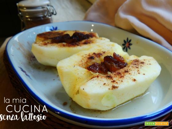 Mele cotte speziate – ricetta veloce