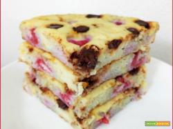 Torta Pancake 200 Calorie Low Carb Proteico e Senza Glutine