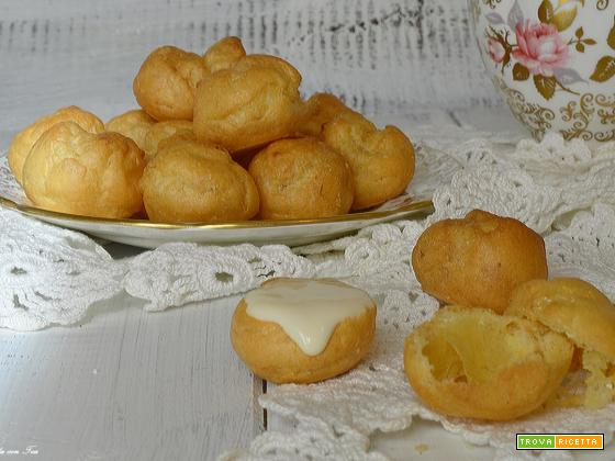 Ricetta pasta bignè o pasta choux: tutti i trucchi per una riuscita perfetta