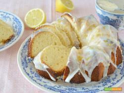 Ciambella al miele con limone e zenzero