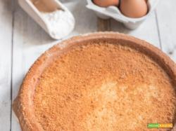 Base per crostata morbida: ricetta facile e soffice