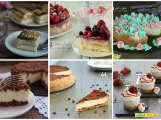 10 Cheesecake per te