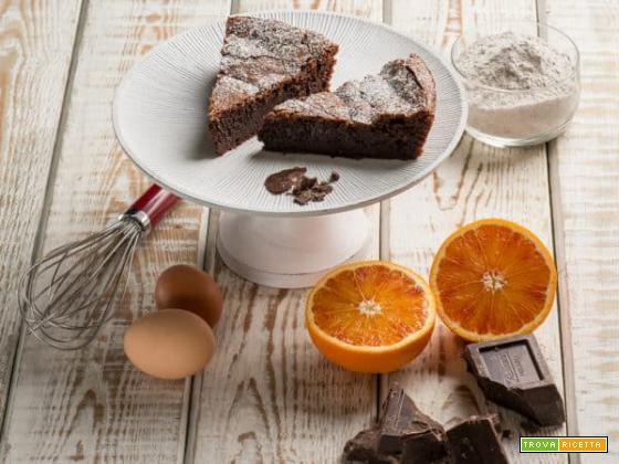 Torta al cioccolato e arancia: un dessert adatto a tutti