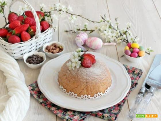 Per Pasqua, qualcosa di speciale, gustiamoci lo zuccotto al pistacchio