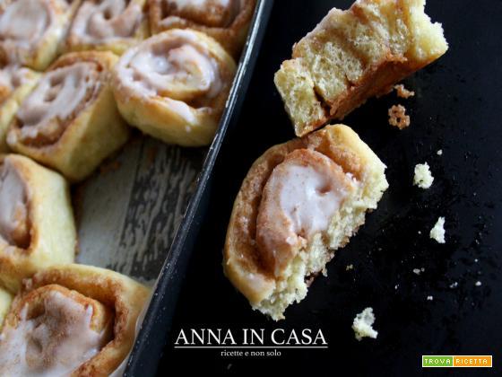 Cinnamon rolls di Daniele
