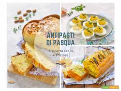 Antipasti di Pasqua – 15 ricette facili e sfiziose