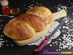 Pane con farina di riso