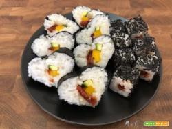Riso per sushi con il Companion Moulinex