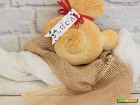 Coniglietti di pane col Bimby