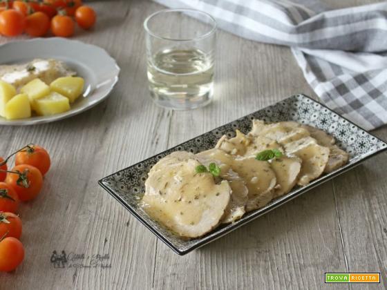 Arista di maiale ricetta con 3 tipi di cottura