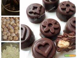 Cioccolatini alla nocciola