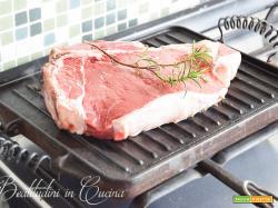 Come cuocere la bistecca fiorentina