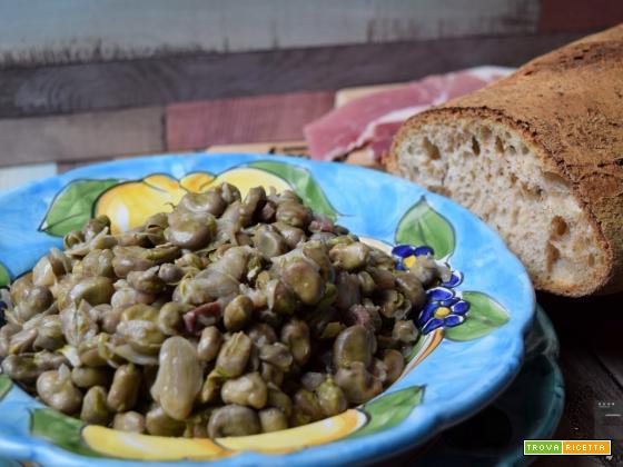 Zuppa di fave alla napoletana