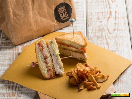 Club sandwich con formaggio Exquisa: una ricetta esplosiva!