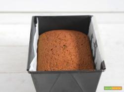 Plumcake di zucchine, gluten free