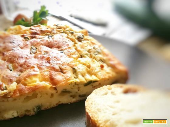 Korkouto, la torta di zucchine greca