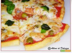 PIZZA IN TEGLIA