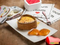 Crostatine con crema di formaggio cremoso all'arancia: la sorpresa più bella per la festa della mamma