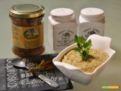Salsa di olive taggiasche e alici