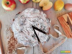 Torta di mele Kanzi senza burro