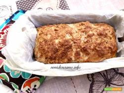 Baking soda bread: pane senza lievito con bicarbonato