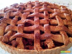 Crostata di  mele : Ricetta veloce