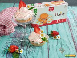 Tortine Daisy VIALL con Mousse di Fragole