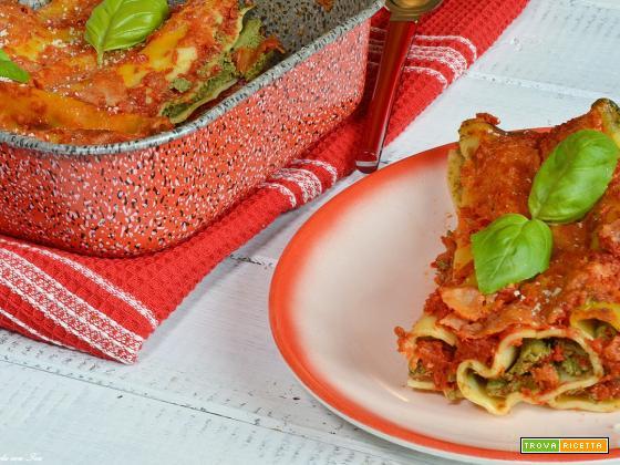 Cannelloni ricetta light