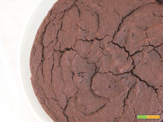 Cake di rape rosse e cioccolato