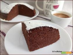 Torta Cocco e Cacao Low Carb Proteica Senza Glutine
