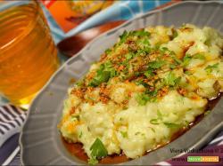 Riso Khichu – snack serale Gujarati a base di farina di riso