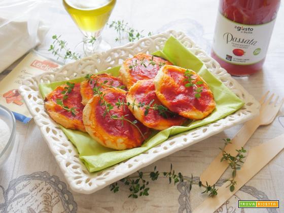 Pizzette Vegan Glutenfree