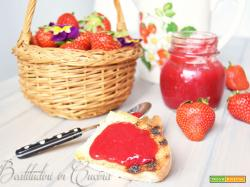 Confettura di fragole e vaniglia Bimby
