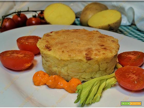 Hamburger di patate e tonno | semplice e saporito