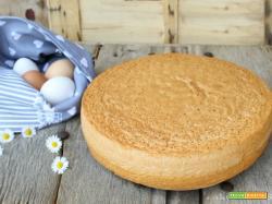 Torta margherita – torta da farcire