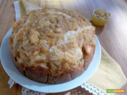 Torta di farina di riso con confettura