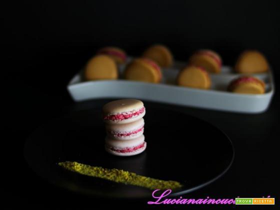 Macarons ricetta
