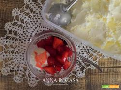 Crema vaniglia senza gelatiera