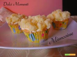 Mini mimose muffin